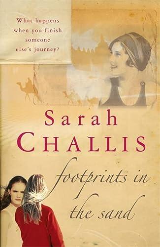 Footprints in the Sand: Challis, Sarah