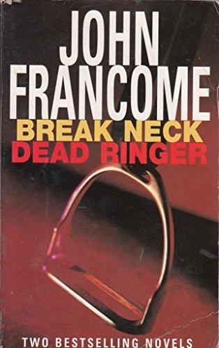 9780755322510: Francome 2 in 1 Break Neck Dead Ringer: AND Dead Ringer