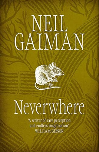 9780755322800: Neverwhere: The Author's Preferred Text