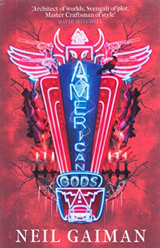 9780755322817: American Gods: The Author's Preferred Text