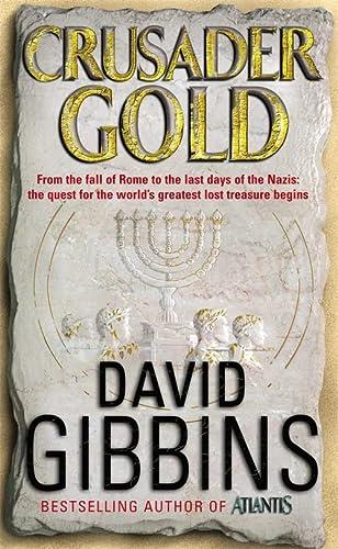 Crusader Gold: David Gibbins
