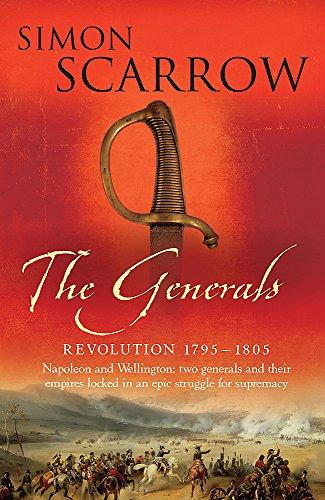 The Generals: Scarrow, Simon