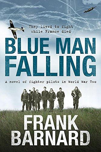 9780755325535: Blue Man Falling