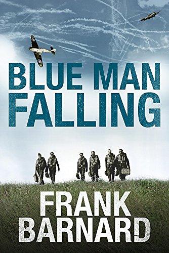 9780755325542: Blue Man Falling