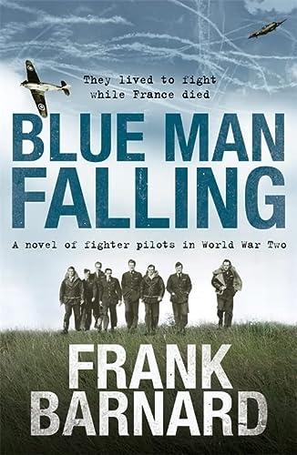 9780755325559: Blue Man Falling