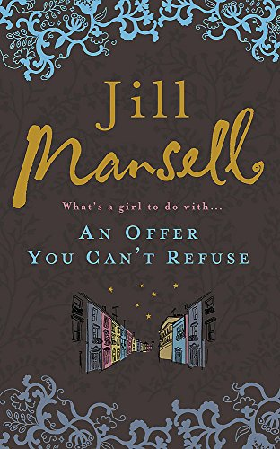 An Offer You Can't Refuse: JILL MANSELL
