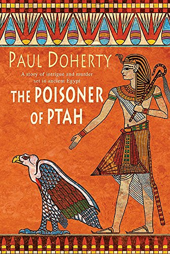 Poisoner of Ptah: Doherty, Paul