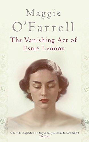9780755332229: The Vanishing Act of Esme Lennox