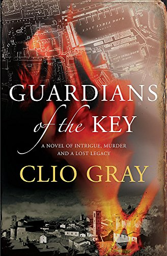 Guardians of the Key: Gray, Clio