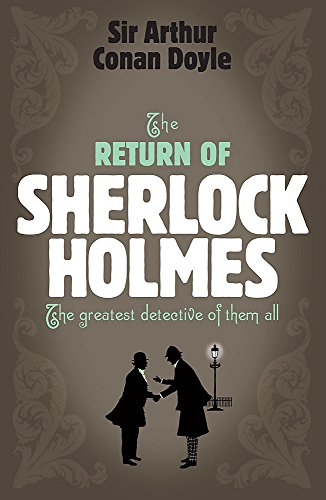 9780755334421: The Return of Sherlock Holmes