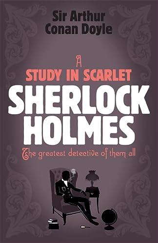 9780755334476: Sherlock Holmes: A Study in Scarlet (Sherlock Complete Set 1)