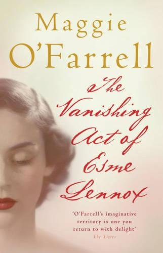 9780755334803: The Vanishing Act of Esme Lennox