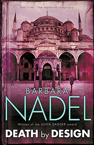 Death by Design (Inspector Ikmen Mysteries) (0755335678) by Nadel, Barbara