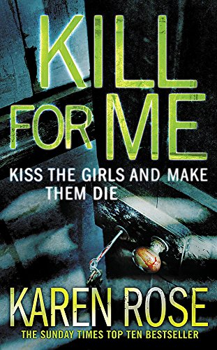 9780755337156: Kill for Me: Kiss the Girl and Make them die