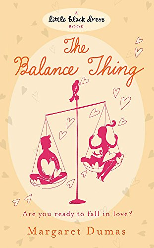 9780755337316: The Balance Thing (Little Black Dress)