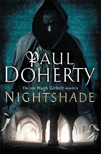 9780755338399: Nightshade (Hugh Corbett Mysteries, Book 16): A thrilling medieval mystery of murder and stolen treasure