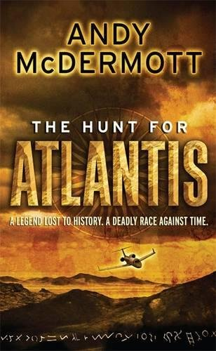 9780755339105: The Hunt For Atlantis (Wilde/Chase 1)
