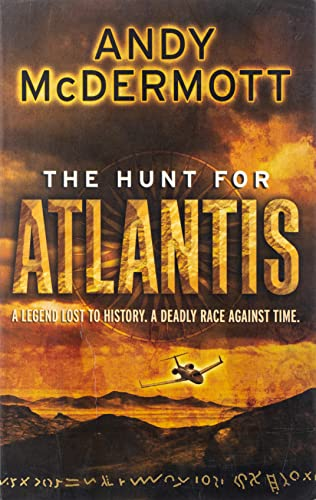 9780755339129: The Hunt For Atlantis (Wilde/Chase 1)