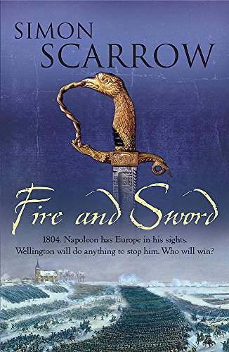 Fire and Sword (0755339177) by Simon Scarrow