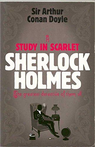 9780755341283: A Study in Scarlet Sherlock Holmes