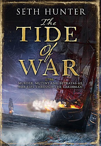 THE TIDE OF WAR - THE 2ND BOOK IN THE NATHAN PEAKE SERIES - SIGNED & DATED FIRST EDITION FIRST PR...