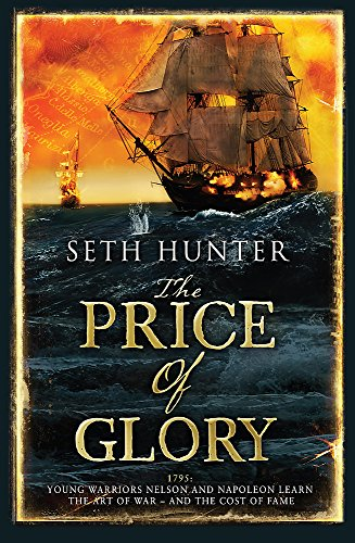 THE PRICE OF GLORY - THE THIRD BOOK IN THE NATHAN PEAKE SERIES - SIGNED FIRST EDITION FIRST PRINTING