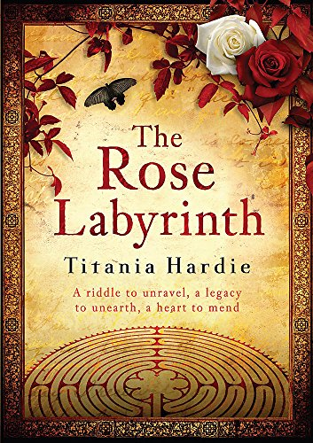 The Rose Labyrinth (an author inscribed first printing with additional ephemera in a hardcover case...