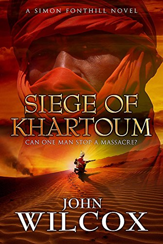 9780755345595: Siege of Khartoum (Simon Fonthill, #6)