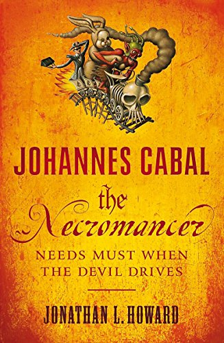 9780755347834: Johannes Cabal the Necromancer
