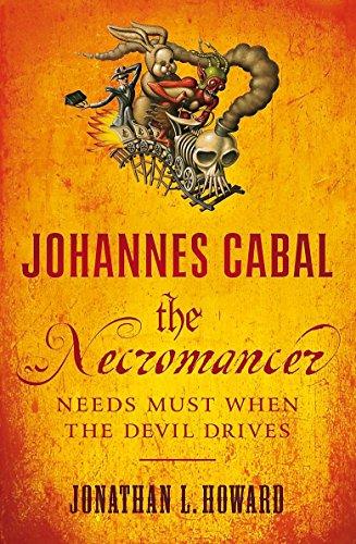 9780755347834: Johannes Cabal the Necromancer