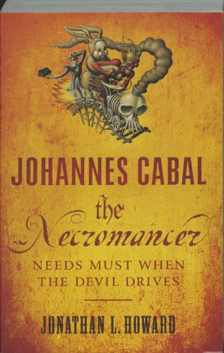 9780755347841: Johannes Cabal the Necromancer