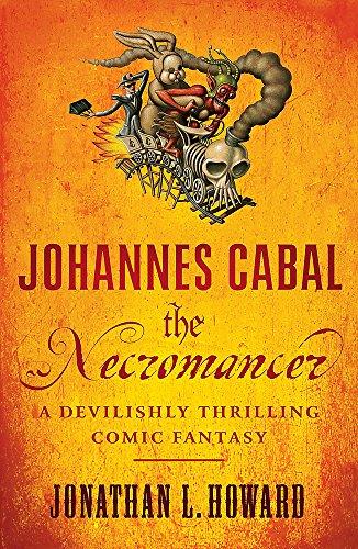9780755347858: Johannes Cabal the Necromancer