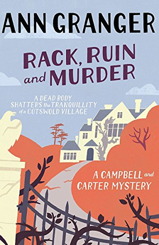 9780755349104: Rack, Ruin and Murder: Campbell & Carter Mystery 2 (Campbell and Carter)