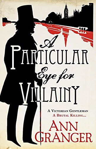 9780755349128: A Particular Eye for Villainy (Lizzie Martin 4)