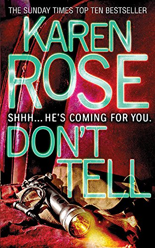 9780755351572: Don't Tell (The Chicago Series Book 1)