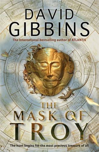 9780755353965: The Mask of Troy (Jack Howard Series)