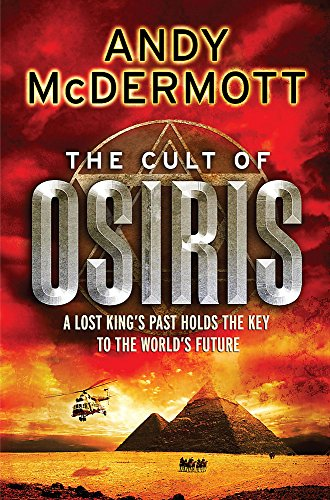 9780755354610: The Cult of Osiris (Wilde/Chase 5)