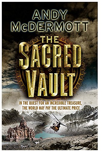 9780755354641: The Sacred Vault (Wilde/Chase 6)