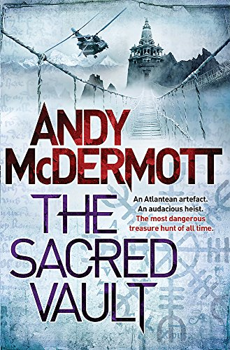 9780755354665: The Sacred Vault (Wilde/Chase 6)