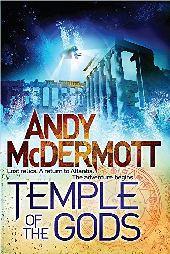 9780755354702: Temple of the Gods (Wilde/Chase 8)
