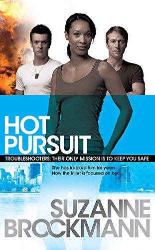 9780755355549: Hot Pursuit: Troubleshooters 15