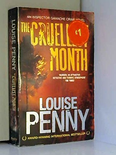 The Cruellest Month: Louise Penny