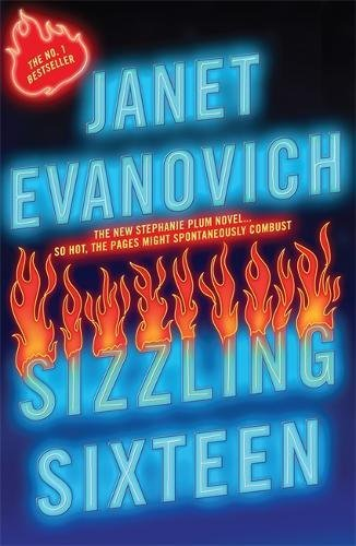 9780755357826: Sizzling Sixteen: A hot and hilarious crime adventure: 16 (Stephanie Plum)