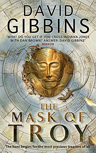 9780755358120: The Mask of Troy (Jack Howard Series)