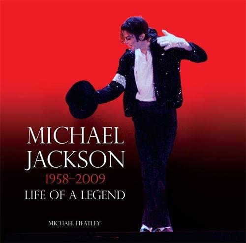 9780755360536: Michael Jackson: 1958-2009: Life of a Legend