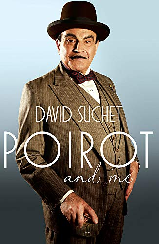 POIROT AND ME - DOUBLE SIGNED FIRST EDITION FIRST PRINTING.