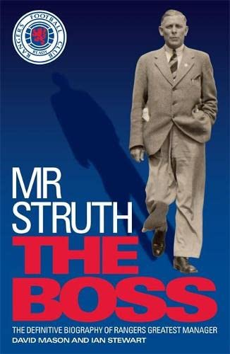 9780755365418: Mr. Struth: The Boss