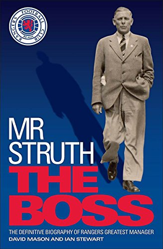 9780755365494: Mr Struth: The Boss