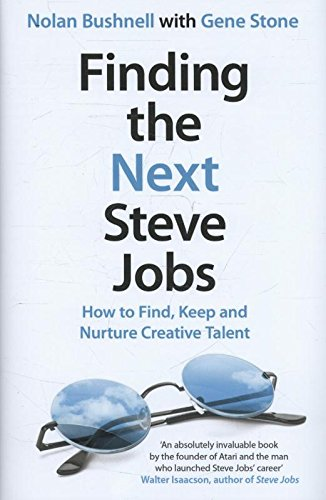 9780755365951: Finding the Next Steve Jobs: How to Find, Keep and Nurture Creative Talent