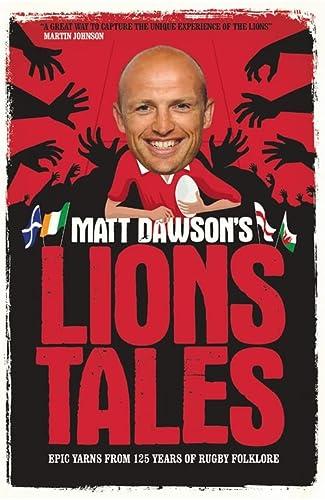 9780755366026: Matt Dawson's Lions Tales